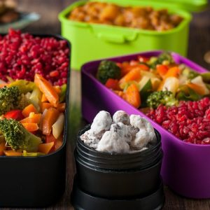 VEGAN MEAL PREP - $1 meals in 1 hour - Quick, cheap and easy
